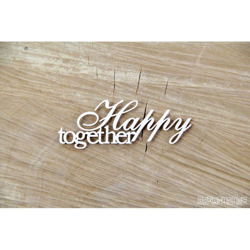 Happy together felirat