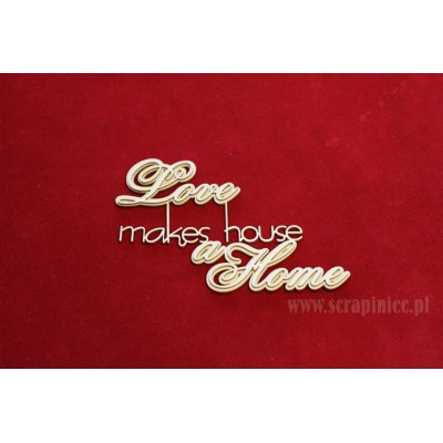 Love makes a House... felirat
