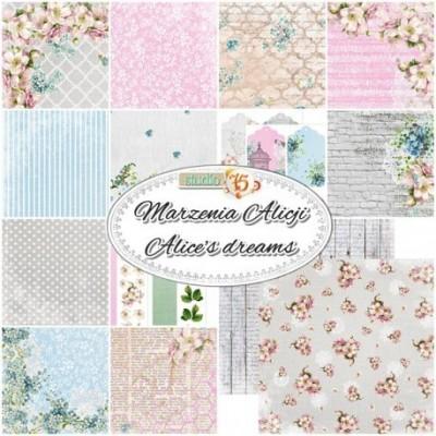 Alice's dreams kollekció - 12x12