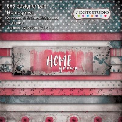 Homegrown kollekció - 6x6