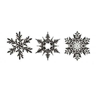 Star border polimer bélyegző