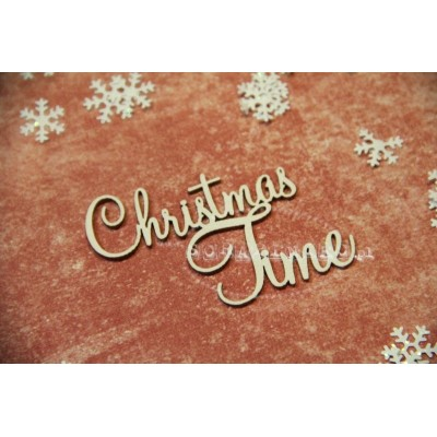 Christmas Time felirat