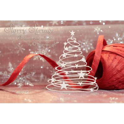 Starry Springs karácsonyfák (2db)
