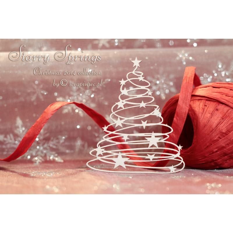 Starry Springs karácsonyfák