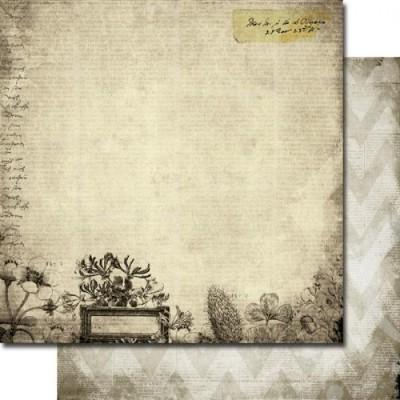 Lost and Found mini kollekció -  6 db 12x12-es papír