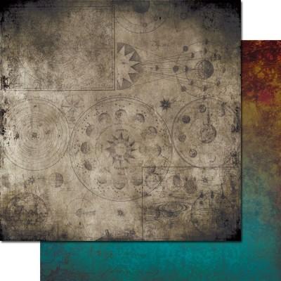 Fortune Teller mini kollekció -  6 db 12x12-es papír