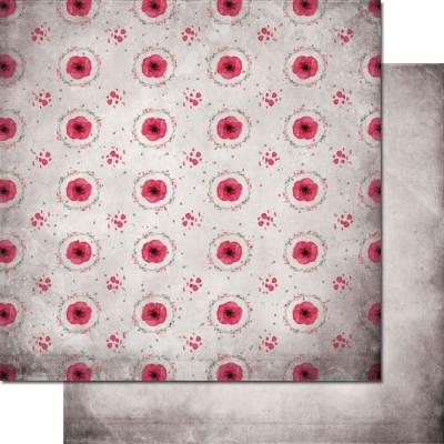 Homegrown mini kollekció - 6 db 12x12-es papír