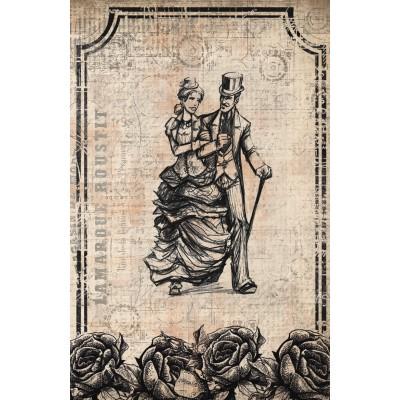His and Hers képeslap kollekció  - A6