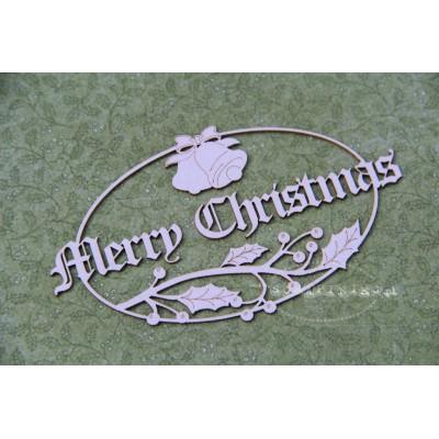 Winter Joy - Merry Christmas felirat