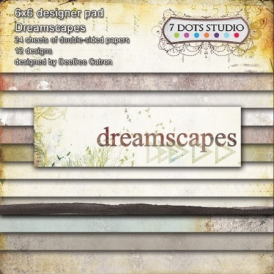 Dreamscapes papír kollekció - 6x6