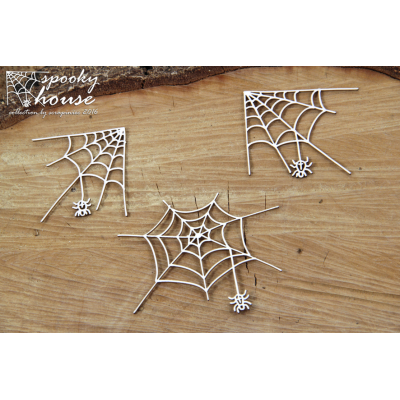 Spooky House - pókok