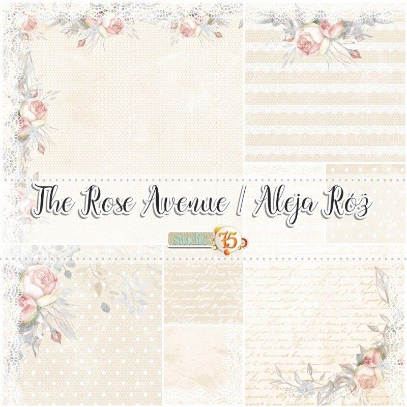 The Rose Avenue kollekció - 12x12