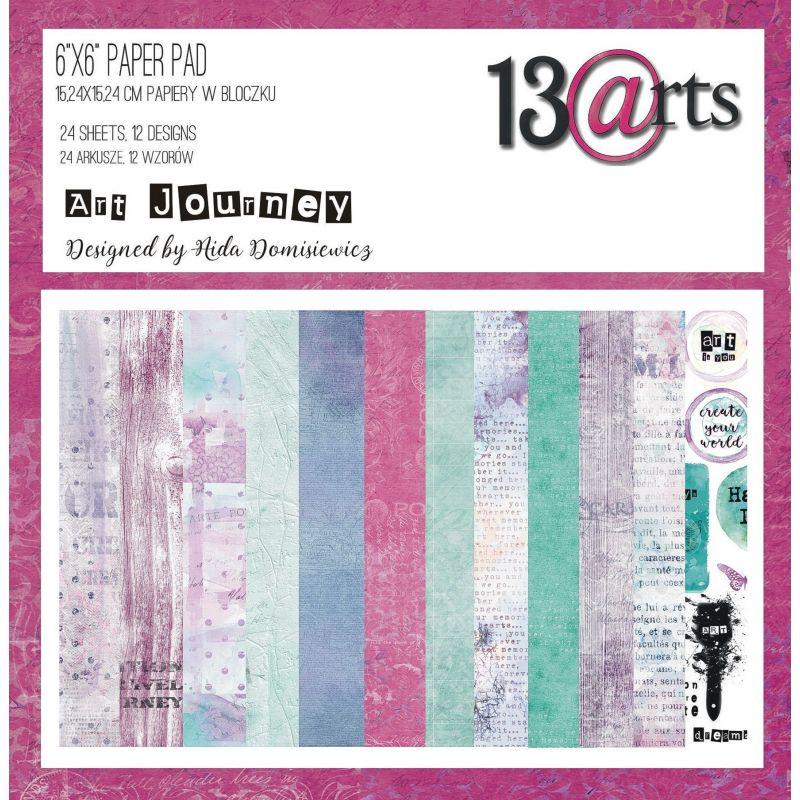 Art Journey kollekció - 6x6