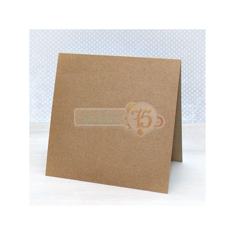 5 db képeslap kártya - 15x15 cm