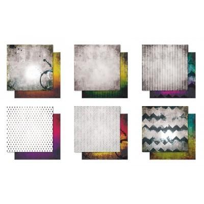 Paint Chips papír kollekció - 6x6