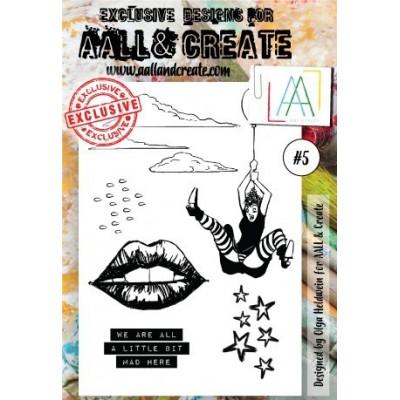 AALL and Create bélyegző szett no.5