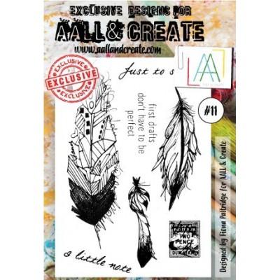 AALL and Create bélyegző szett no.11