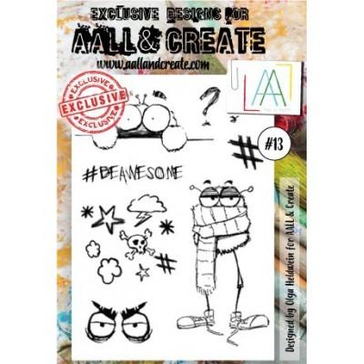 AALL and Create bélyegző szett no.13
