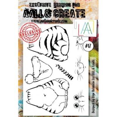 AALL and Create bélyegző szett no.17