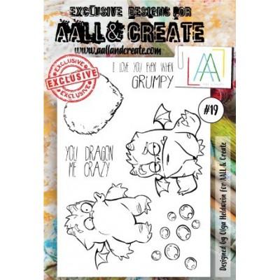 AALL and Create bélyegző szett no.19