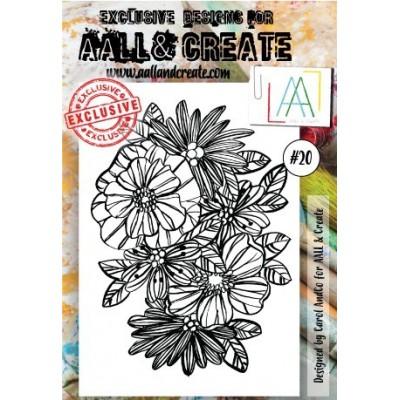 AALL and Create bélyegző szett no.20