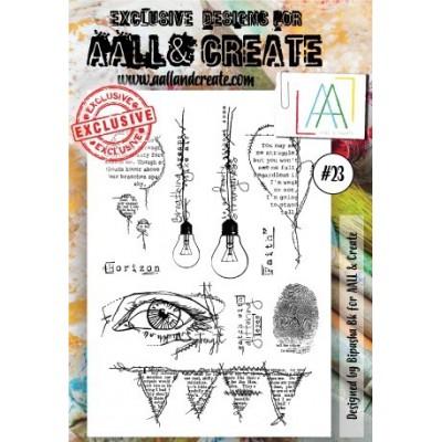 AALL and Create bélyegző szett no.23