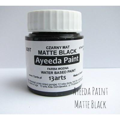 Ayeeda Matt Festék - Fekete