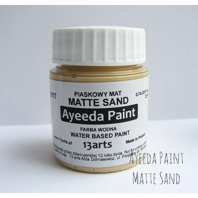 Ayeeda Matt Festék - Homokszínű
