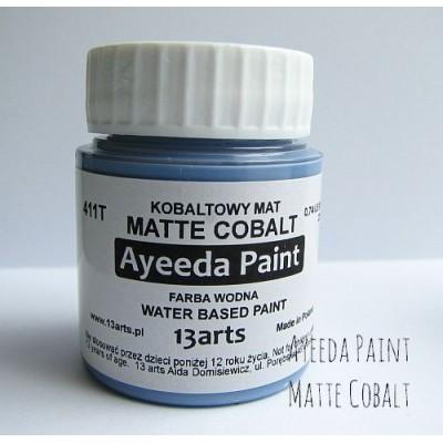 Ayeeda Matt Festék - Kobaltkék