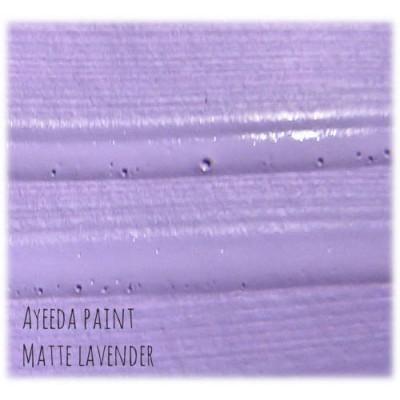 Ayeeda Matt Festék - Levendula