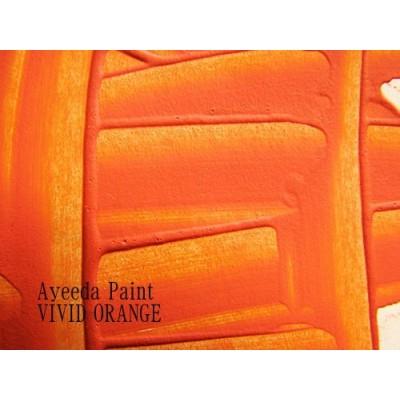 Ayeeda Élénk Festék - Narancs
