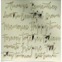 Secret Letters chipboard