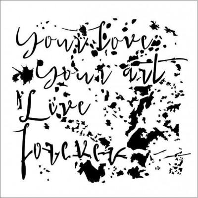 Your Art stencil