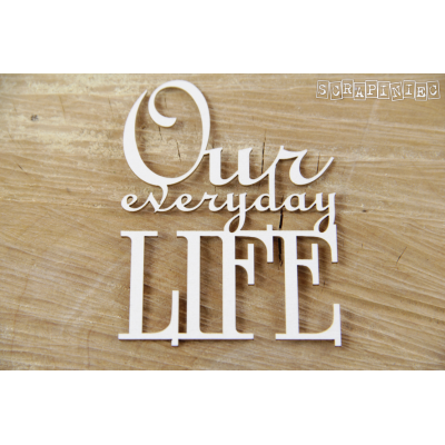Our Everyday Life felirat