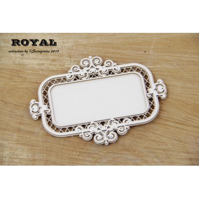 Royal szögletes keret