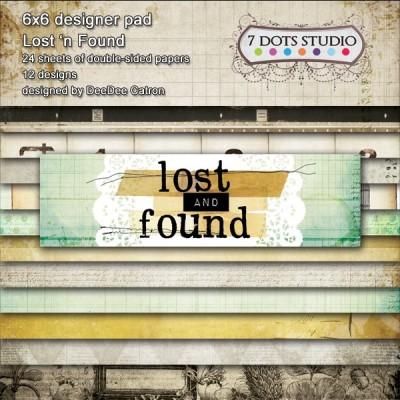Lost and Found kollekció - 6x6