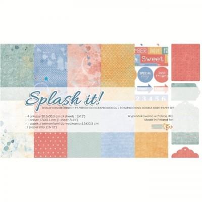 Splash it! kollekció - 12x12