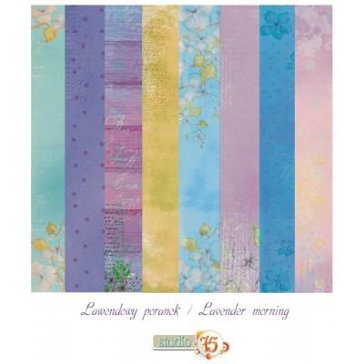 Lavender Morning kollekció - 6x6