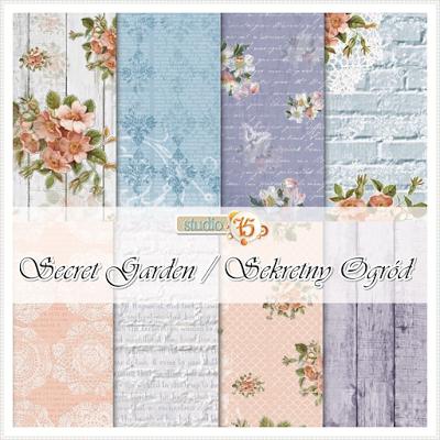 Secret Garden kollekció - 6x6