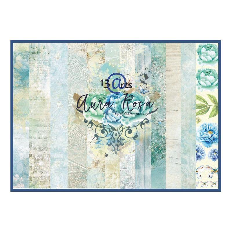 Aurora Rosa kollekció - 12x12