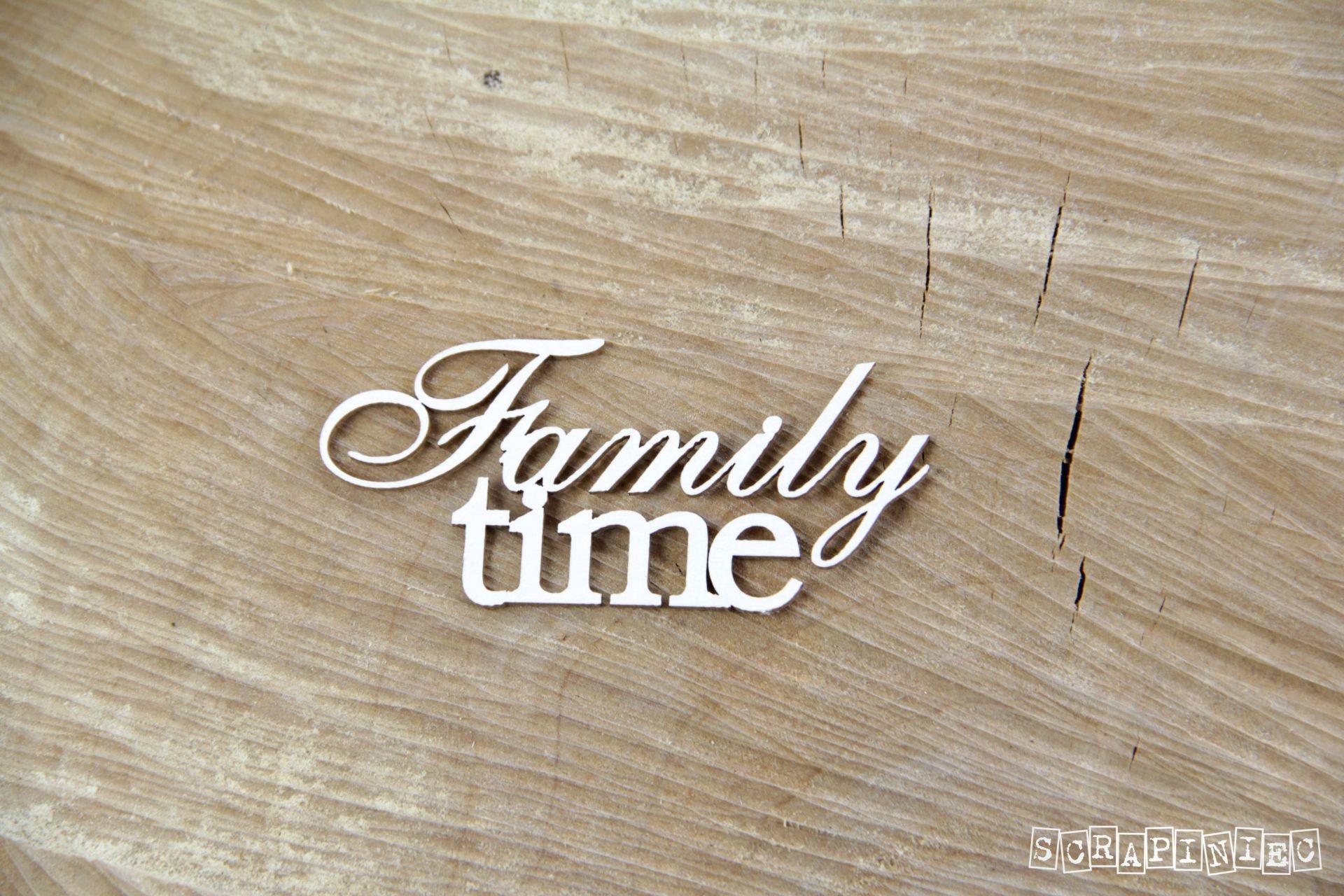 Family time felirat