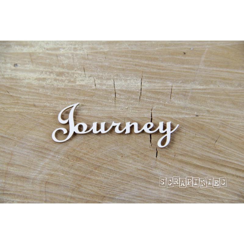 Journey felirat (2 db-os szett)