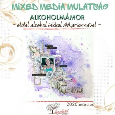 MMM alkotócsomag - Alkohol mámor (Zsani/Manna)