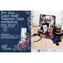 For him... - Valentin napi workshop