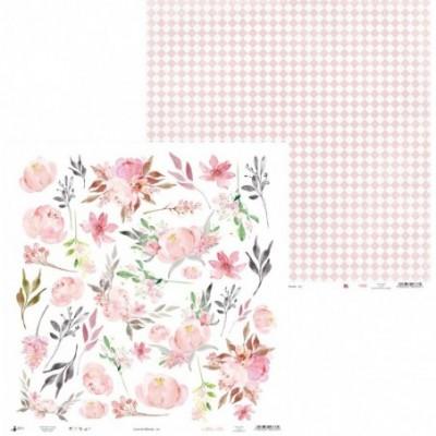 Love in Bloom kivágóív