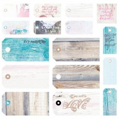 Verano Azul - címke kivágatok