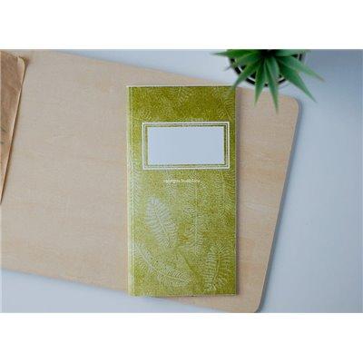 Journey Notebook - Gaia Edition - Ferns