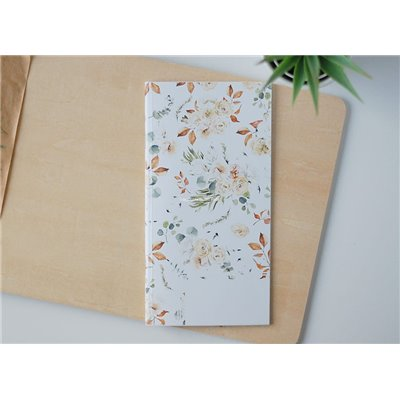 Journey Notebook - Gaia Edition - Fall Flowers