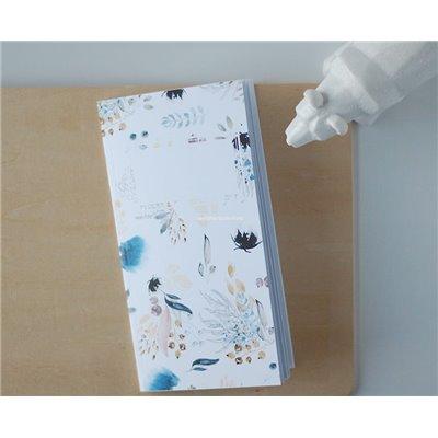 Journey Notebook - Lunar Edition - Lunar Garden