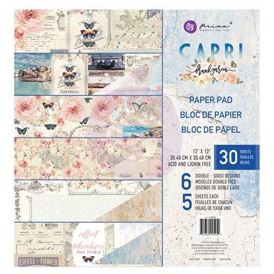 Capri 12x12 giga papírkollekció
